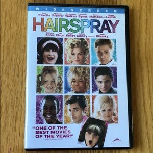 Other - NWOT UNOPENED Hairspray DVD